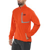 100% Hydromatic Jacket Men orange
